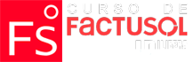 Curso de Factusol On-line Logo